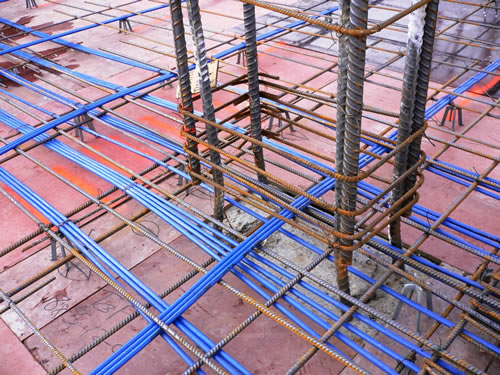 Concrete Reinforcing Steel Detailing : Concrete reinforcement steel bar reinforcing